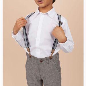 NWOT Easy Iron Long Sleeve Shirt